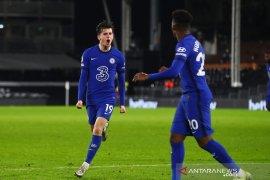 Gol tunggal Mason Mount menangkan Chelsea atas 10 pemain Fulham