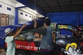 Jamkrindo distribusikan bantuan kemanusiaan ke lokasi gempa Sulawesi Barat