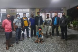Polisi tangkap pencuri motor yang beraksi belasan kali di Padang