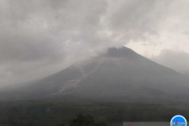 Gempa letusan masih terjadi di Gunung Semeru