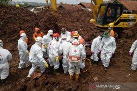 SAR sudah temukan 32 orang tewas korban longsor Sumedang