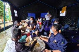 Kemensos dirikan enam dapur umum untuk penyintas gempa di Sulbar