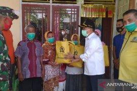 Darul Siska bantu korban banjir Lengayang Pesisir Selatan