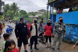 Wali kota-Wawali kota Manado terpilih bantu korban bencana