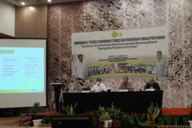 Kementan menyiapkan SDM profesional pertanian milenial