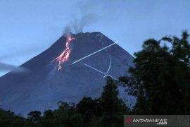 Potensi Bahaya Erupsi Gunung Merapi