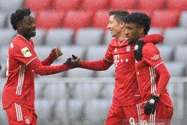 Liga Jerman-Bayern kembali ke jalur kemenangan usai bekuk Freiburg 2-1