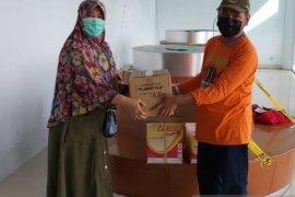 Yayasan Semen Padang kirim  alat medis dan untuk korban gempa Mamuju