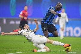 Giorgio Chiellini akui Inter Milan kalahkan Juventus di setiap area