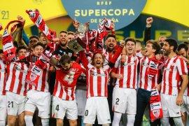 Messi diusir, Bilbao juara