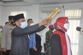 Pengadilan Tinggi lantik Ketua Pengadilan Negeri Gedong Tataan