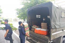 Pelindo IV salurkan bantuan untuk korban gempa Sulbar