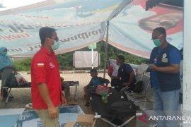 BPOM di Palu bantu sembako dan dapur umum  untuk korban gempa Sulbar