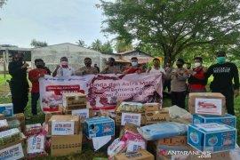 Astra Motor Sulsel bantu korban gempa Sulawesi Barat