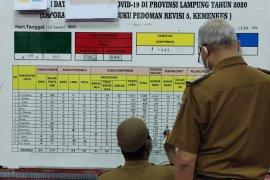 Kasus positif COVID-19 Lampung bertambah 85, total jadi 8.228 kasus