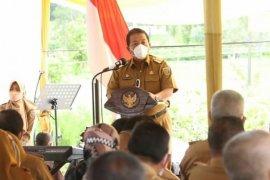 Produksi pertanian dan perkebunan Lampung naik