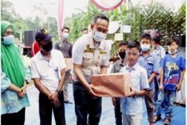 Wabup Fauzi hadiri kegiatan Forum Anak Panggung Rejo