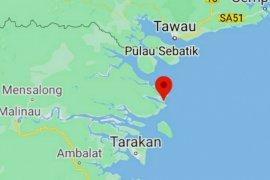 Ribuan warga Sembakung terdampak banjir kiriman Malaysia