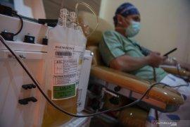 Donor Plasma Konvalesen di PMI Palembang