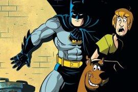 Batman dan Scooby-Doo pecahkan misteri bersama di buku komik spesial
