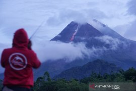 BPPTKG : Gunung Merapi sudah mengalami erupsi efusif