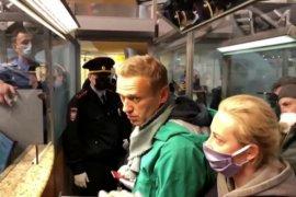 Menlu Jerman tuntut Alexei Navalny segera dibebaskan