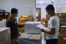 Percepatan Penanganan Covid, BPBD Kaltara Kedatangan Ribuan Bantuan BNPB