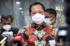 Tito Karnavian ajak calon Kapolri Listyo Sigit kerja sama kawal sidang Pilkada di MK