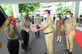 Pemprov Sulut distribusikan bantuan untuk korban gempa Sulawesi Barat
