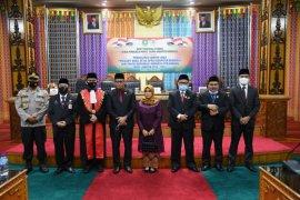 Gantikan Kaderismanto, Sofyan resmi jabat wakil ketua DPRD Bengkalis