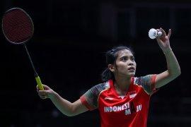 Gregoria akui siap hadapi unggulan pertama Thailand Open II