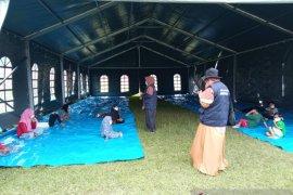 KPPPA bangun posko dan tenda ramah anak dan perempuan di Sulbar