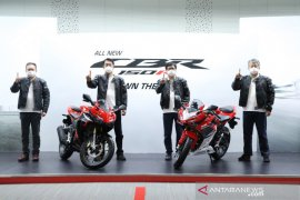 Paket All New CBR150R berdesain agresif