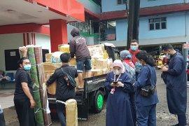 FK Unhas Makassar kirimkan peralatan dan tenaga medis ke Sulbar