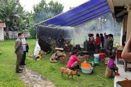 Pertamina sigap membantu korban banjir di Halmahera Utara