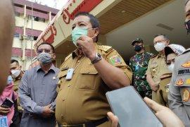 Pemprov Lampung pertegas penerapan prokes setelah 8 daerah zona merah