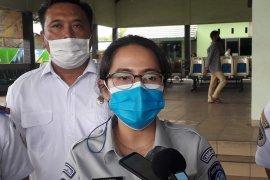Jasa Raharja Lampung salurkan sembako kepada 370 sopir bus