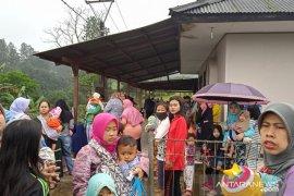 Kawasan Puncak Bogor dilanda banjir bandang, 474 warga berhasil dievakuasi
