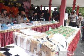 Terungkap keberadaan 46 kg sabu-sabu  dari Malaysia  di Batam