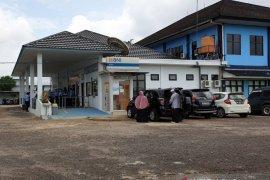 Permohonan paspor di Imigrasi Palembang  berkurang