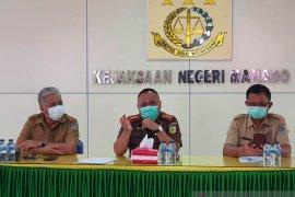Kejari Manado fasilitasi penyelesaian sengketa  perbatasan lahan Pelindo-PD Pasar