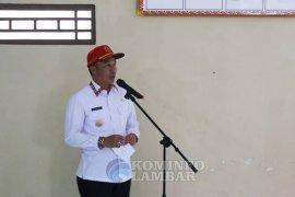 Lampung Barat larang pesta untuk cegah pengumpulan orang