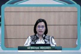 Sri Mulyani minta pembangunan infrastruktur tetap jalan meski pandemi COVID-19