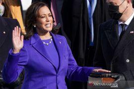 Kamala Harris dilantik sebagai Wakil Presiden AS dampingi Joe Biden