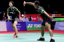 Hafiz/Gloria raih kemenangan babak pertama Thailand Open II