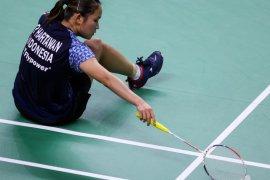 Ruselli Hartawan tersingkir di babak pertama Thailand Open II