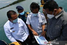 Akses jalan titik nol jembatan Batam-Bintan dibangun akhir 2021