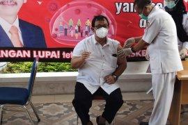 Nakes di Lampung sulit registrasi ulang, IDI : evaluasi segera sistem pendaftaran vaksinasi