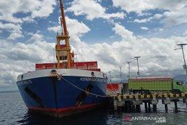 Pelabuhan Parigi  buka pangkalan Kapal Perintis permudah akses Tol Laut