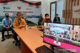 Mitra Binaan RAPP ikut penandatangan komitmen kerjasama UMKM bersaing di pasar global